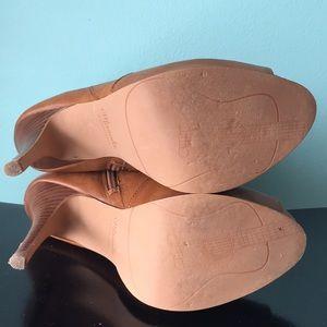 miranda by miranda lambert Shoes - by Miranda Lambert escapade tan western booties